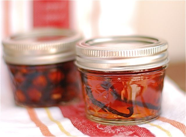 how to make vanilla extract, almond extract, vanilla sugar, lemon extract, orange extract, lime extract, peppermint extract, strawberry extract and lavender sugar.