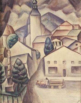 Artworks of Leo Gestel (Dutch, 1881 - 1941)