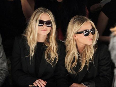 Twinsies!: Hair Colors, Luxury Fashion, Fashion Week, Olsentwin, Ashley Olsen, Ashleyolsen, Fashion Blog, Mary Kate, Olsen Twin