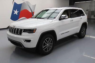 eBay: 2017 Jeep Grand Cherokee Limited Sport Utility 4-Door 2017 JEEP GRAND CHEROKEE LIMITED PANO SUNROOF NAV 25K #702626… #jeep #jeeplife