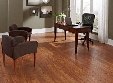 Deep, warm to medium hues make Butterscotch Oak Laminate a spectacular product!