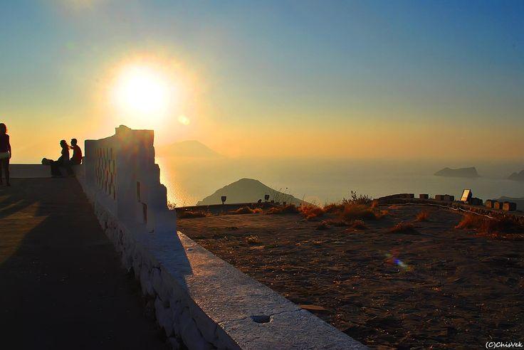 Milos island by Chris Vekris 500px