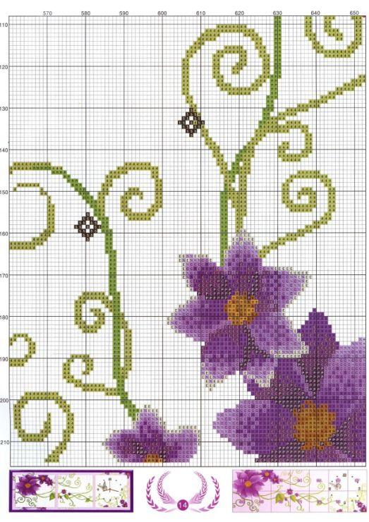 Gallery.ru / Фото #14 - Триптих с цветами - mornela