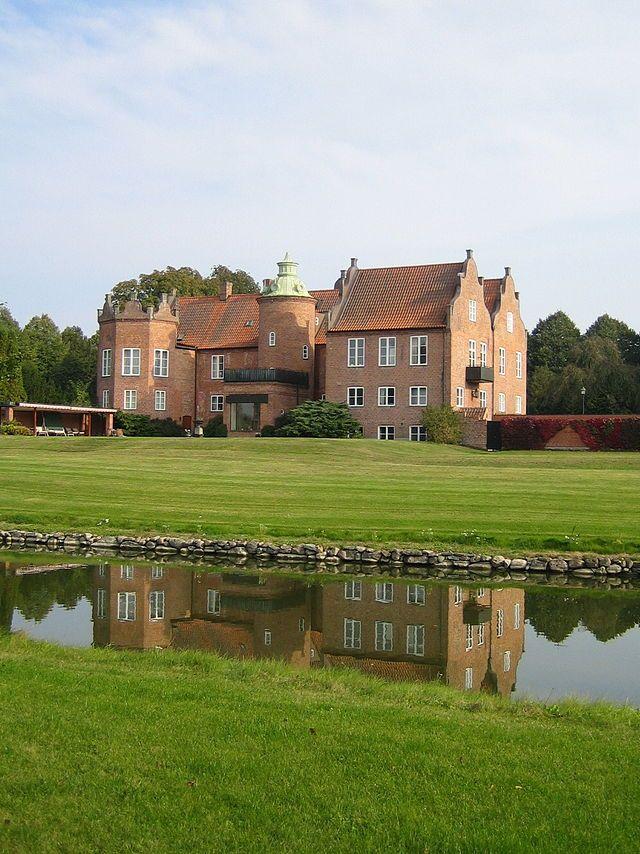 Råbelöv Castle (Swedish: Råbelövs slott) is a castle in Kristianstad Municipality, Scania, in southern Sweden.