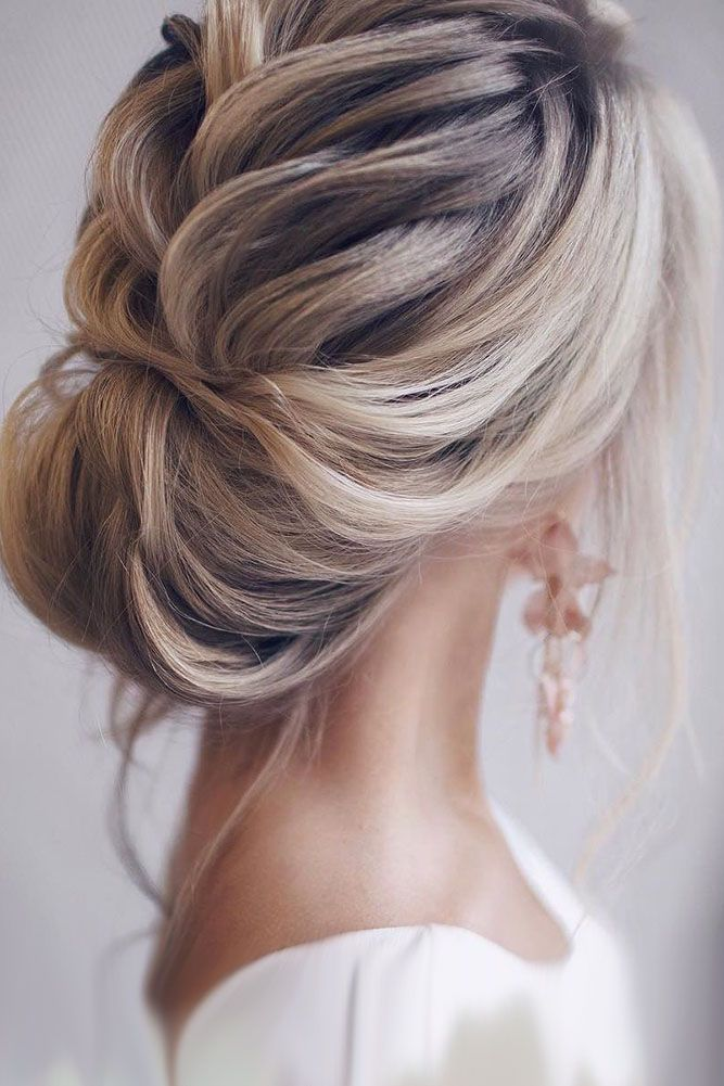39 Best Pinterest Wedding Hairstyles Ideas Wedding Forward Hair Elegant Wedding Hair Long Hair Styles