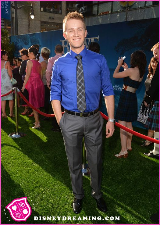 "Jason Dolley At Disney Pixar's ""Brave"" Movie Premiere"