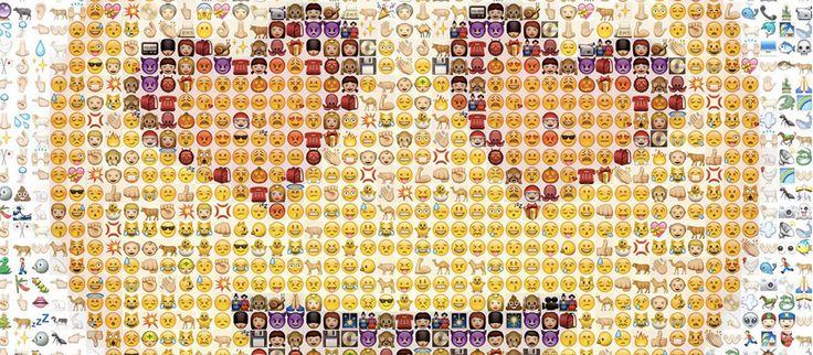 Cómo utilizar Emojis a través del ordenador