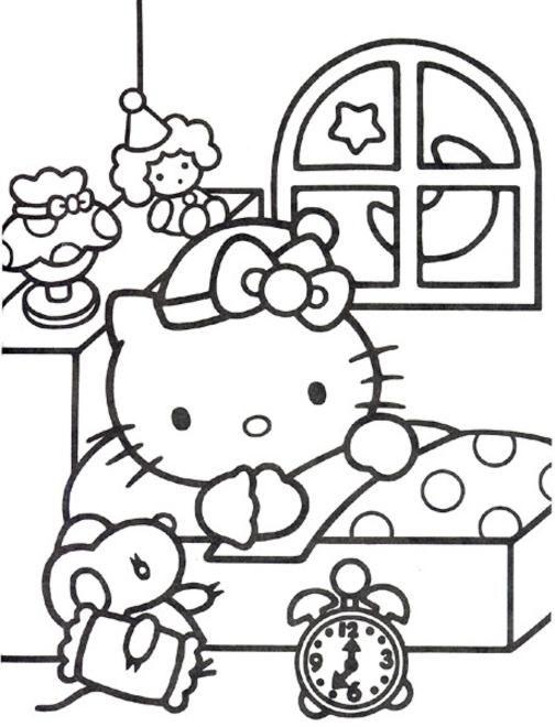 hello kitty ausmalbilder  ausmalbilder für kinder  hello