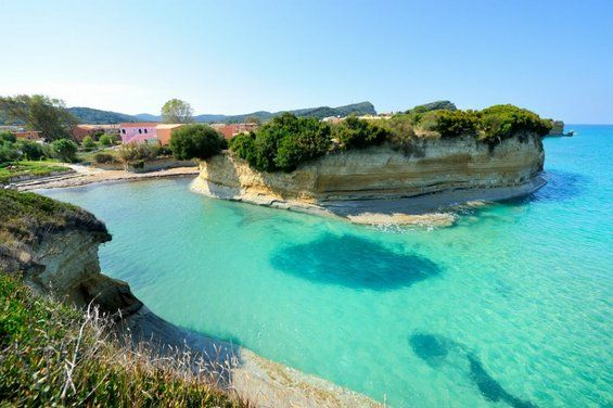 Corfu, Greece – Perfect Honeymoon destination