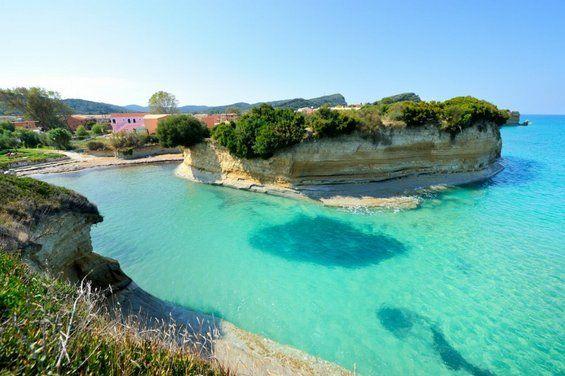 Corfu, Greece – Perfect Honeymoon destination