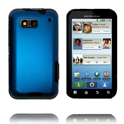 Defy Guard (Blå) Motorola Defy Deksel