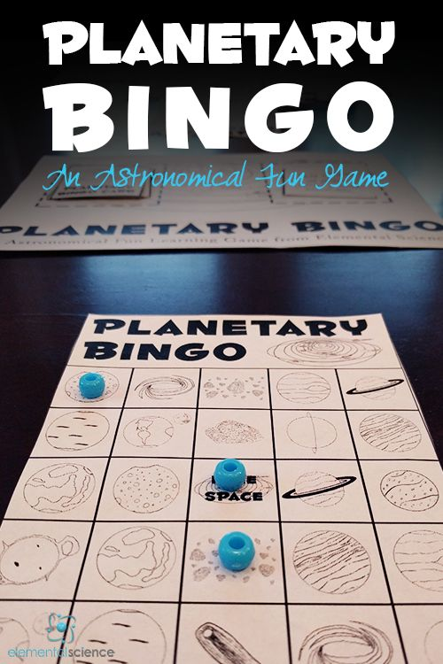 Have a blast as you learn about the planets with this FREE printable game from Elemental Science