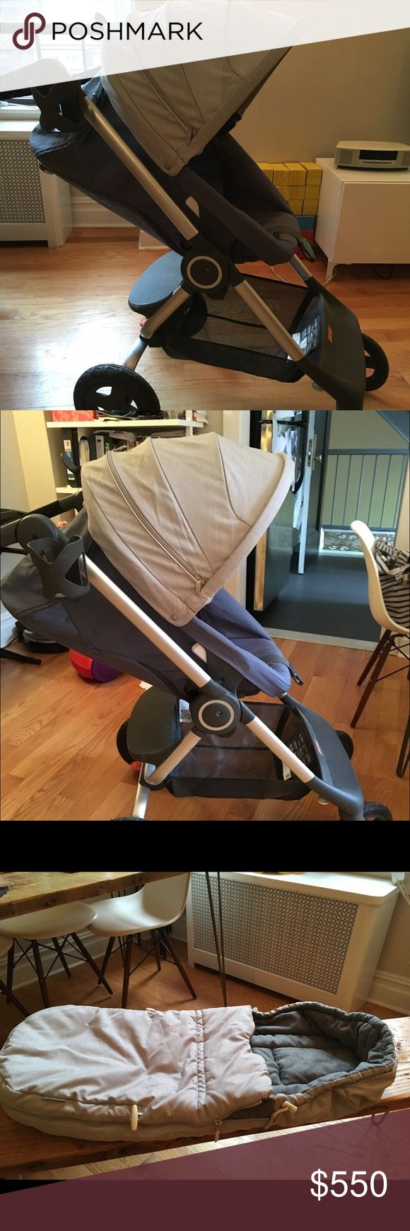Used crib for sale edmonton - Stokke Stroller