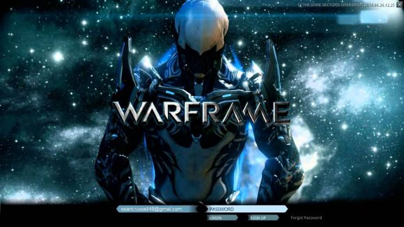 What is your Warframe status right now?