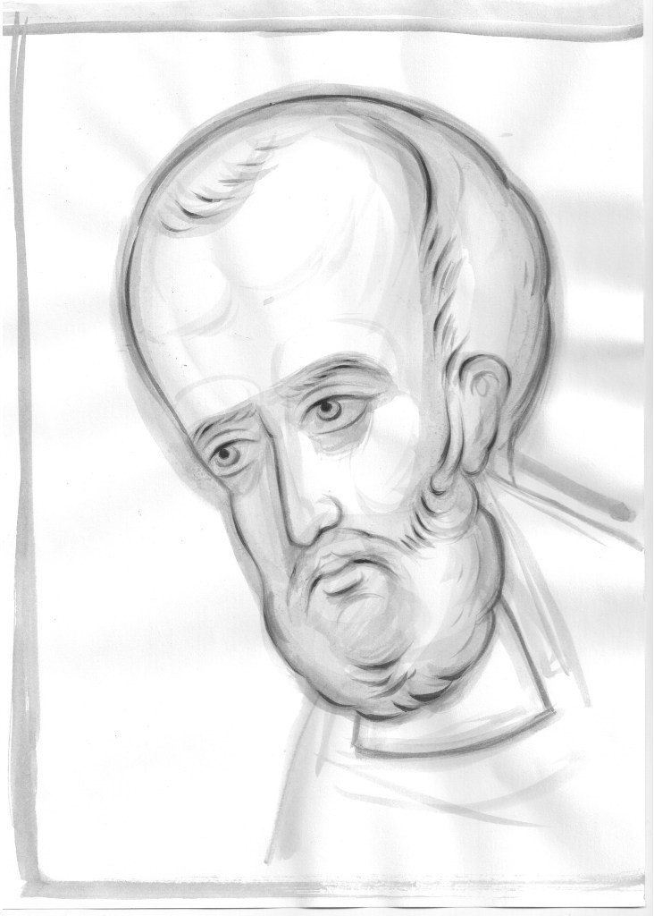 Teaching drawing more free materials on our site: http://www.versta-k.ru/en/articles/ The best books about the technology of the icon-painting: http://www.versta-k.ru/en/catalog/66/ the materias for the icon-painting: http://www.versta-k.ru/en/catalog/14/ http://www.versta-k.ru/en/catalog/95/ The delivery to any point of the world