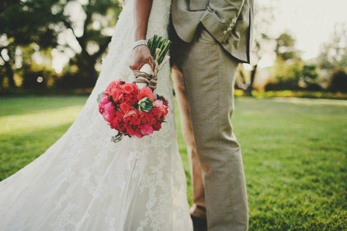 Свадьба за городом – начало совместной жизни в гармонии друг с другом и с природой