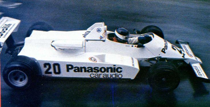 Richard Dallest - Merzario M28 BMW/Mader - Merzario Team Srl