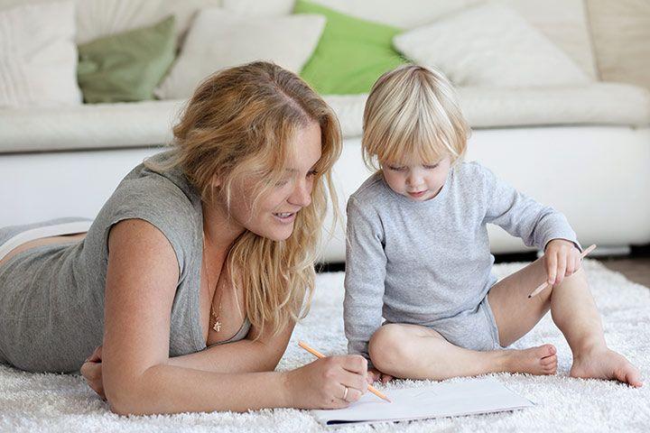Shape Activities For Preschoolers Building Block Shapes