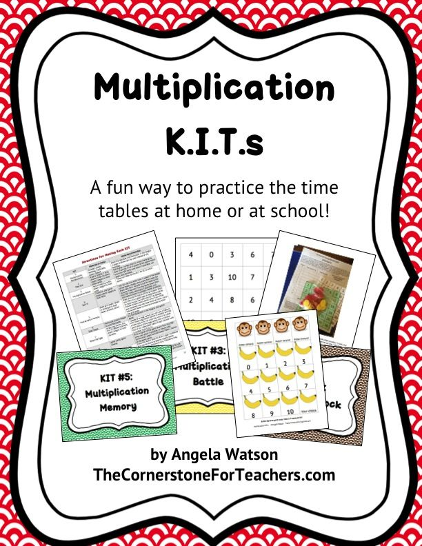 learning multiplication facts in a high Improving multiplication fact recall interventions that lead to proficiency  facts  is a foundational necessity required to learn higher.