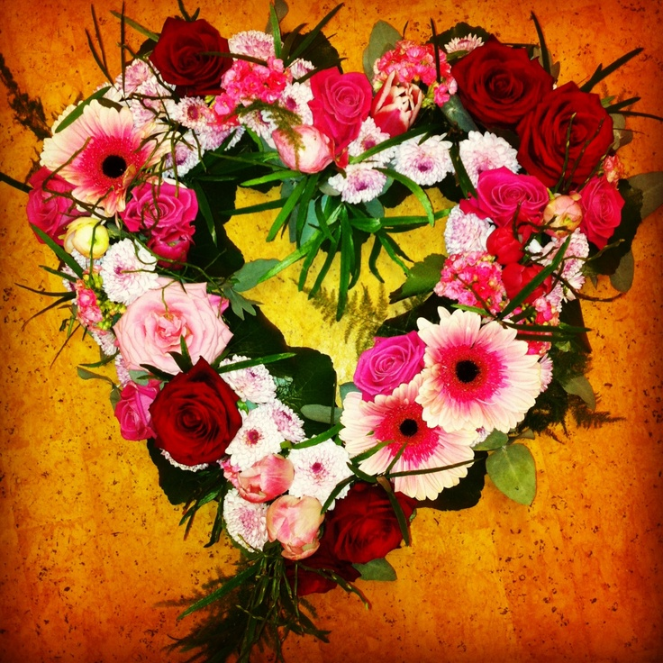 Heart decoration :)