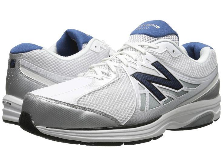 New Balance MW847v2 Men's Walking Shoes White