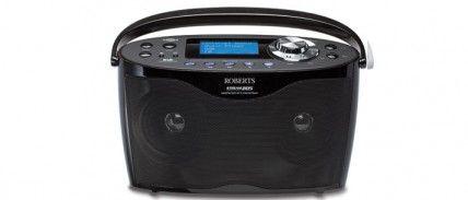 Roberts Stream 205 Stereo DAB/FM/WiFi Internet Radio
