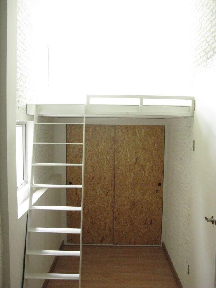 die besten 17 ideen zu mezzanine bed auf pinterest   schlafzimmer, Hause ideen