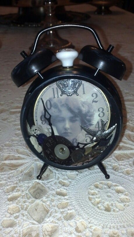 Altered clock..swap