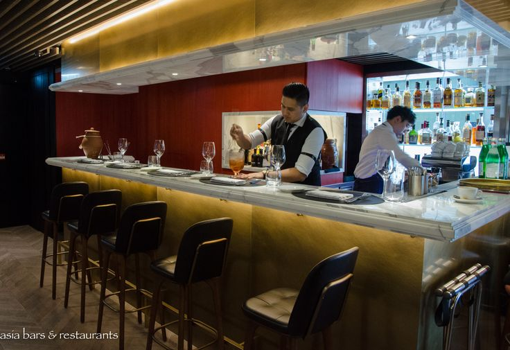 Beefbar – modern steak restaurant in Hong Kong | Asia Bars & Restaurants