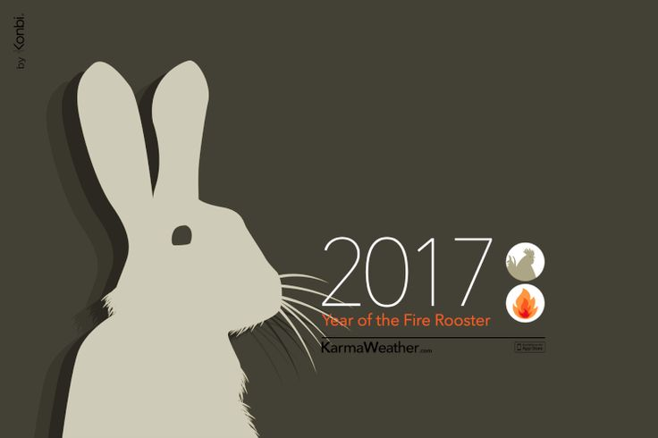 Rabbit Chinese Horoscope in 2017. Full Chinese zodiac 2017 predictions of  the sign of the Rabbit during Lunar New Year 2017.