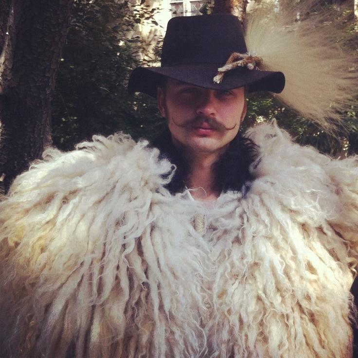 Sheep magiar man