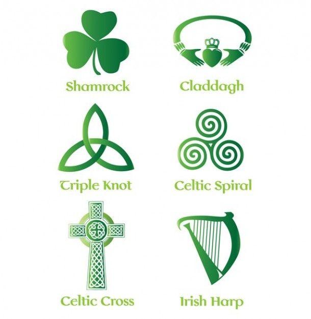 Simbolos | Transfer | Pinterest | Celta, Tatuajes irlandés y Irlanda