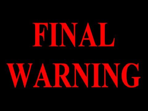 A Cryptic Warning Issued To America! Could This Be The End As We Know It? - YouTube ... ... On April 12, 2016, the Federal Deposit Insurance Corporation (FDIC) and the Federal Reserve issued a very cryptic letter to JP Morgan Chase CEO James Dimon. ... FEMA, Martial Law, etc ... ... (coming soon, a financial reset, distribution of digital income to all with RFID inserted chips ONLY, don't take it! Mark of the Beast)