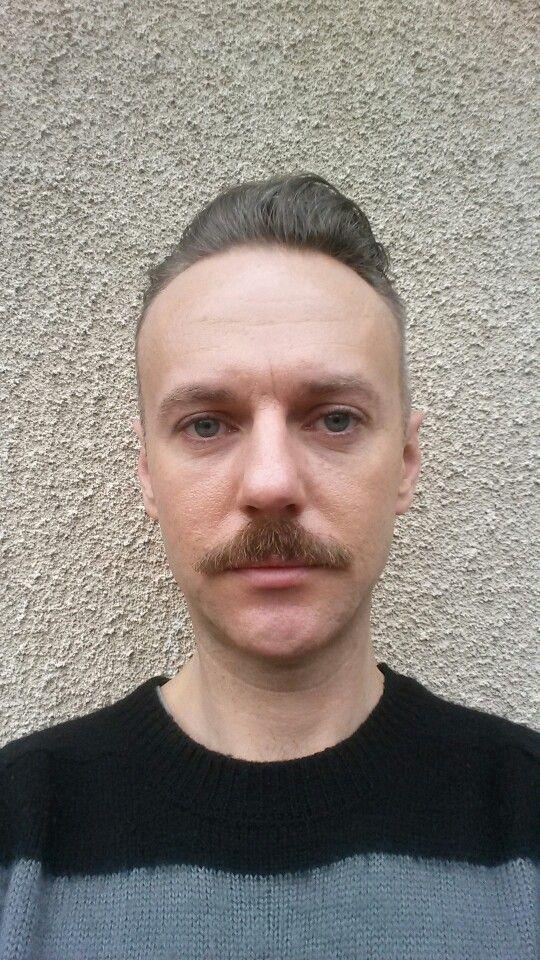 Moustache back