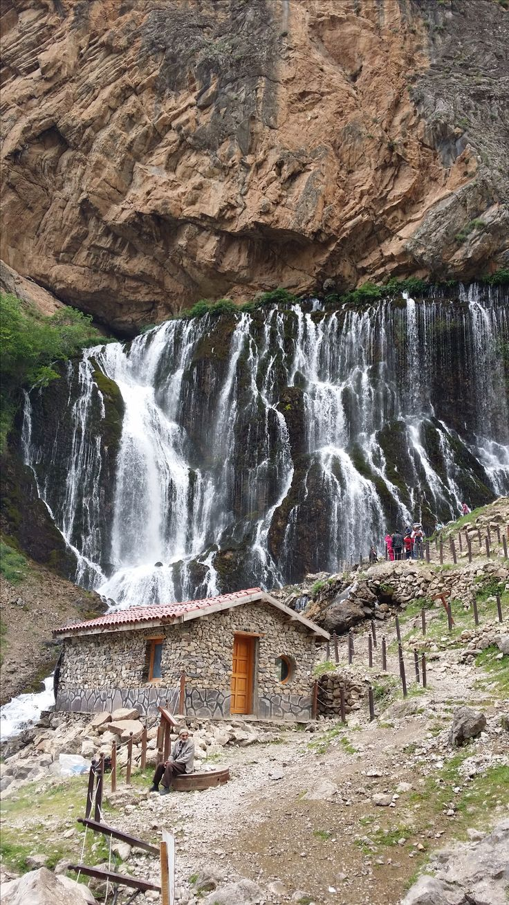 A beautiful place in Yahyali, Kayseri, Turkey