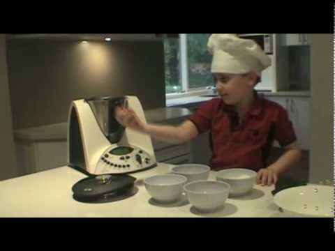 Chef Dylan - Snack Time with the Thermomix