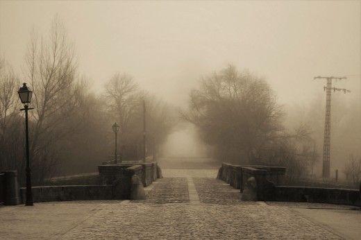Puente del Perdón.  Rascafría