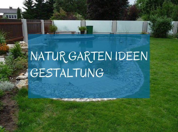 Naturgarten Ideen Design * #Natur #Garten #Id