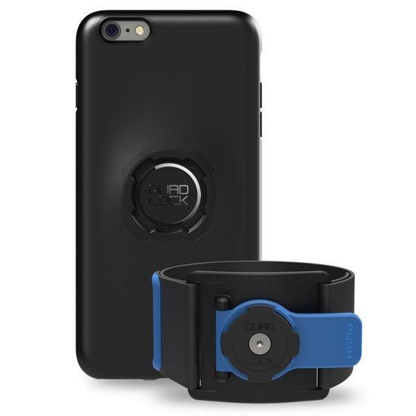 Quad Lock Run Kit - iPhone 6 Plus og iPhone 6S Plus