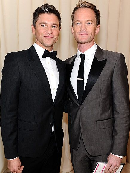 Congrats, Neil Patrick Harris and David Burtka!
