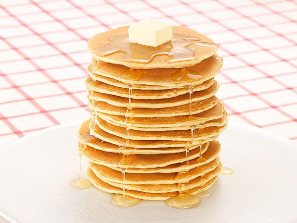 『低糖質パンケーキ』 糖質:1.8g/枚