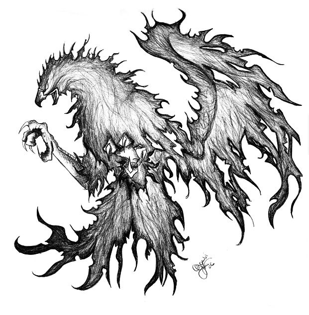 21 best phoenix tattoo images on Pinterest | Phoenix bird ...