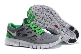 https://www.kengriffeyshoes.com/nike-free-run-plus-2-grey-green-white-p-614.html NIKE FREE RUN PLUS 2 GREY GREEN WHITE Only $72.56 , Free Shipping!