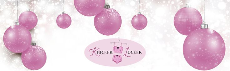 Merry Christmas and a Happy New Year! From the Knicker Locker Team