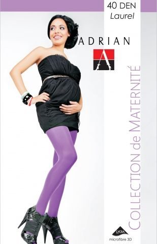 Rajstopy Laurel #adrian #adrianinspiruje #rajstopyadrian #violet #tights #pregnat #future #mum #mother