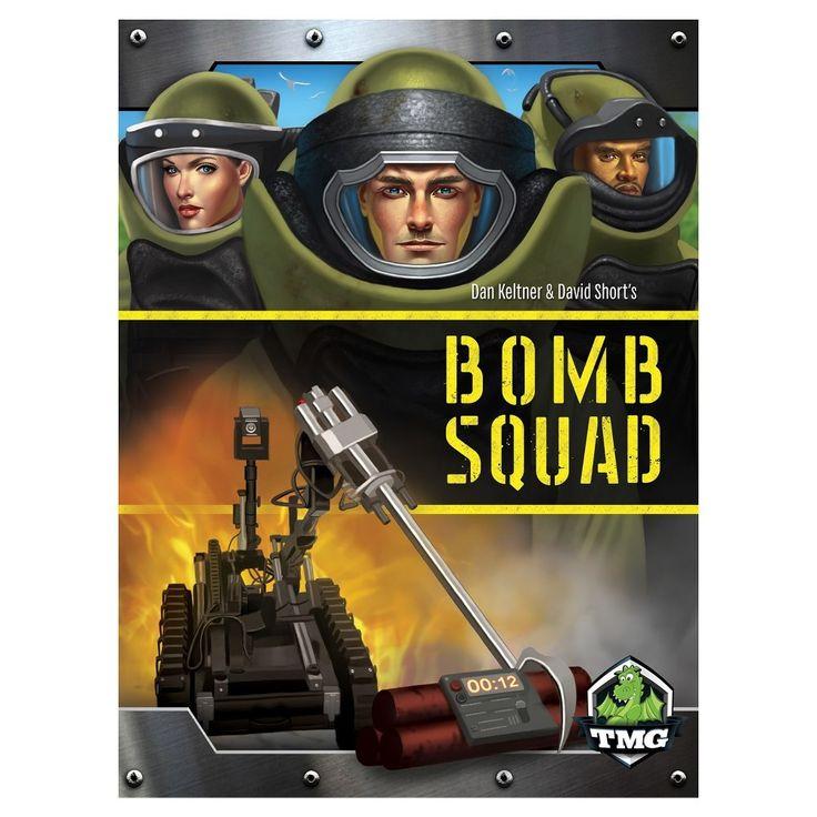Resultado de imagem para bomb squad board game