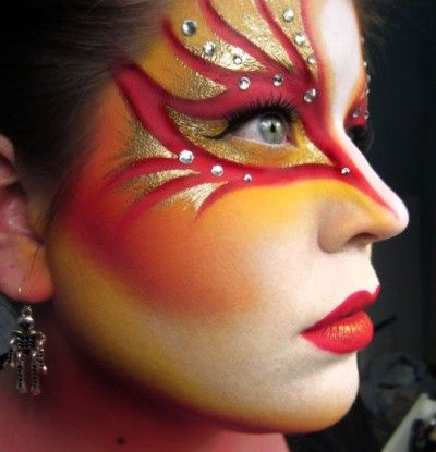 Learn the basics of face and body painting including products and application techniques. This workshop will touch on hand painting techniques as well as an intro to basic airbrush techniques All materials included. $45