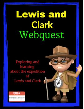 lewis and clark expedition research paper Lewis and clark expedition, your assignment is to write a 5-8 page essay (typed, double-spaced, 12 pt font, 1-inch margins) on the expedition following one of the topics below.