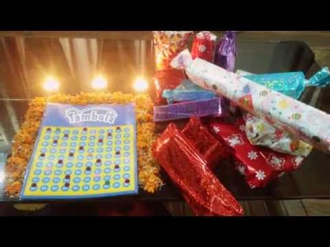Diwali game(gifts gifts gifts) - YouTube