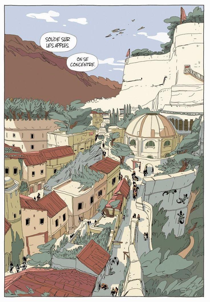 Comics&Cola: Discover: Bastien Vives
